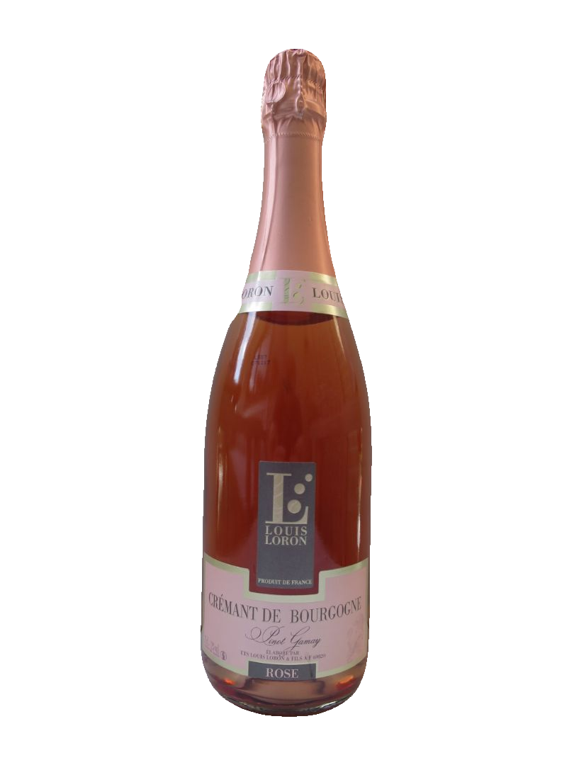 Cremant de Bourgogne Rose Image